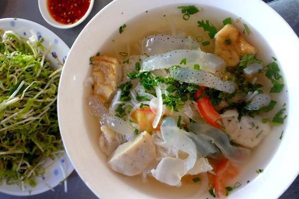 Image result for bún sứa nha trang